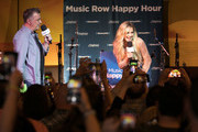 SiriusXM's The Music Row Happy Hour Live On The Highway With