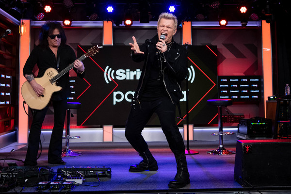 """SiriusXM Presents: First Wave """"Close to Me"""" With Billy Idol"""