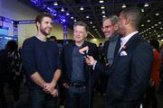 Bill Pullman and Liam Hemsworth Photos Photo