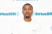 Bow Wow takes part in SiriusXM's Town Hall with Jermaine Dupri at SiriusXM Studios on June 15, 2018 in New York City.
