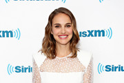 SiriusXM Town Hall With Natalie Portman Hosted By Hoda Kotb