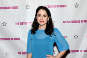 """Actress Laura Fraser attends """"The Sisterhood Of Night"""" NY Premiere and After Party on April 2, 2015 in New York City."""