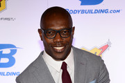 NFL free agent Terrell Owens arrives at the sixth annual Fighters Only World Mixed Martial Arts Awards at The Palazzo Las Vegas on February 7, 2014 in Las Vegas, Nevada.