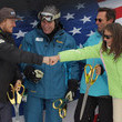 Picabo Street US Ski Team Speed Center Grand Opening