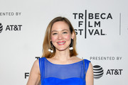 """Actress Louisa Krause attends a screening of """"Skin"""" - 2019 Tribeca Film Festival at SVA Theater on May 01, 2019 in New York City."""