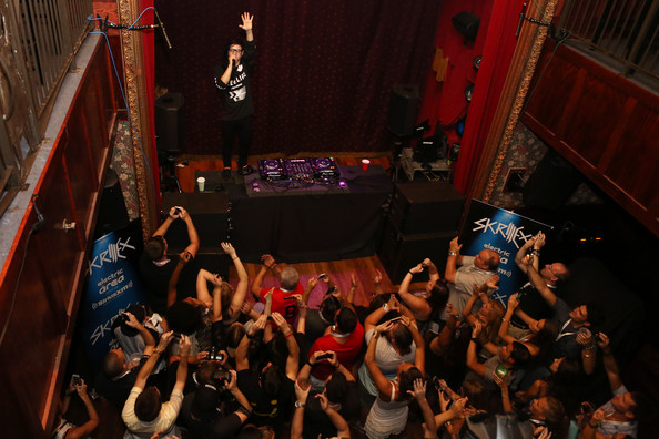 Skrillex Photos Photos - Skrillex Performs Private Concert For ...