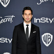 Skylar Astin 21st Annual Warner Bros. And InStyle Golden Globe After Party - Arrivals