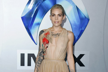 Skylar Grey Premiere Of Warner Bros. Pictures' 'Aquaman' - Arrivals