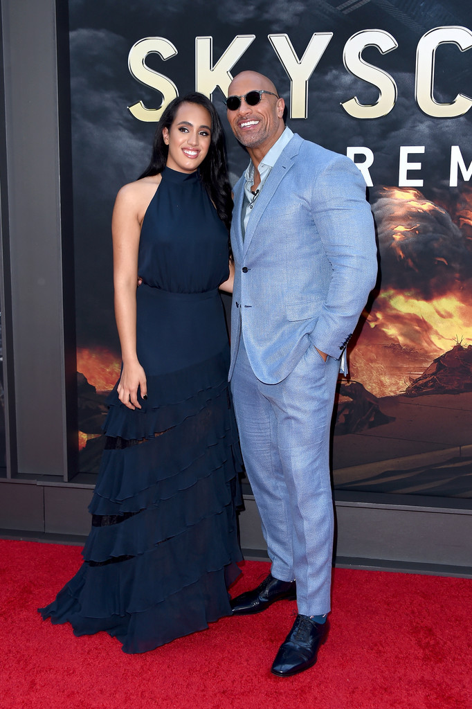 Yes The Rock Is Married And Dwayne Johnson Is Adorably