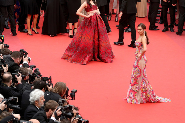 'Slack Bay (Ma Loute)' - Red Carpet Arrivals - The 69th Annual Cannes Film Festival