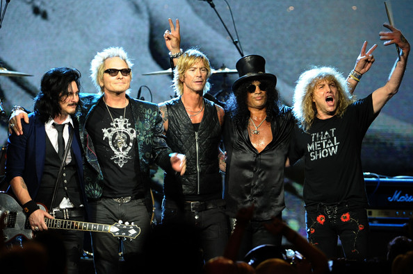 27th Annual Rock And Roll Hall Of Fame Induction Ceremony - ShowIzzy Stradlin 2013