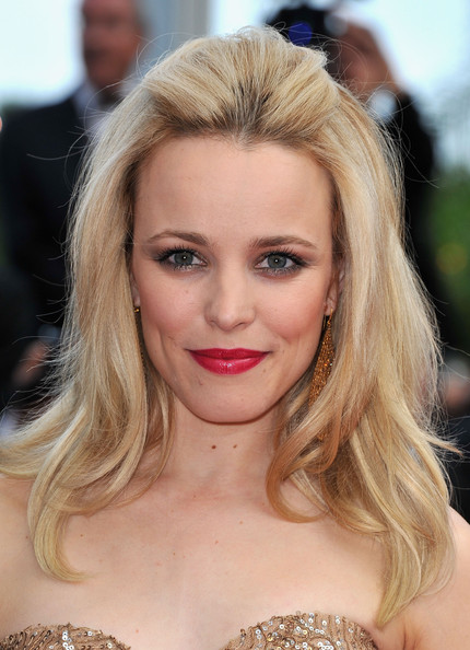 Actress Rachel McAdams arrives at the 'Sleeping Beauty' premiere during the 64th Annual Cannes Film Festival at the Palais des Festivals on May 12, 2011 in Cannes, France.