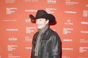"Actor James Landry Hebert attends the ""Sleight"" Premiere during the 2016 Sundance Film Festival at Library Center Theater on January 23, 2016 in Park City, Utah."