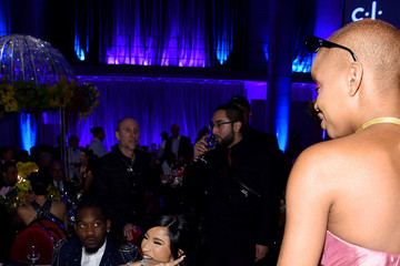 Slick Woods Rihanna's 5th Annual Diamond Ball Benefitting The Clara Lionel Foundation - Inside