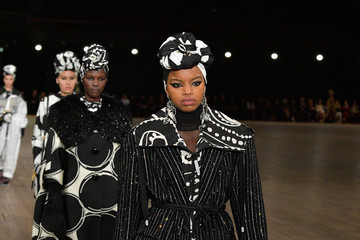 Slick Woods Marc Jacobs SS18 Collection - Runway