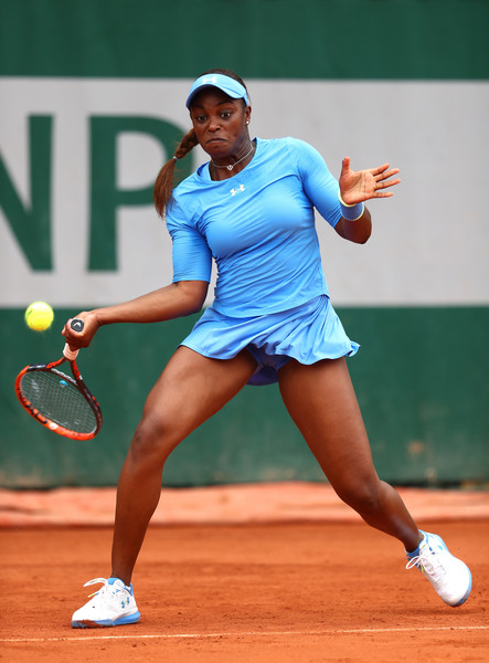 Sloane Stephens at french open