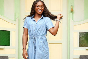 Sloane Stephens BNP Paribas WTA Finals Singapore Presented By SC Global - Day 3