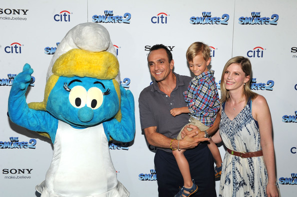 """The Smurfs 2"" New York Blue Carpet Screening"