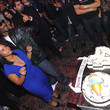 Shante Broadus Snoop's 40th Birthday Party At The Rolling Stone Lounge