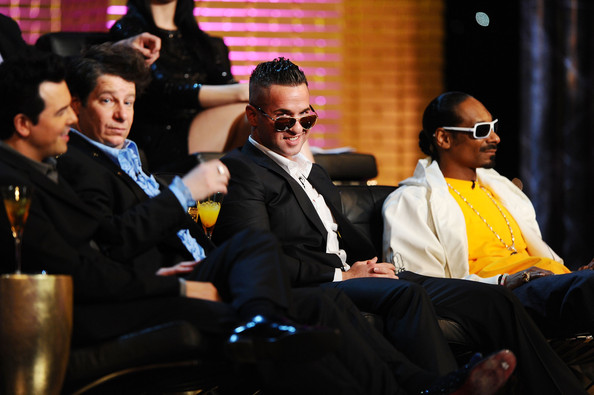 ... Dogg and Jeffrey Ross - Comedy Central Roast Of Donald Trump - Show