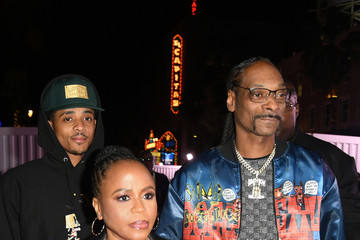 """Snoop Dogg Shante Broadus Premiere Of Columbia Pictures' """"Bad Boys For Life"""" - Red Carpet"""