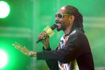 Snoop Dogg Snoop Lion Big Day Out Festival Held in Auckland