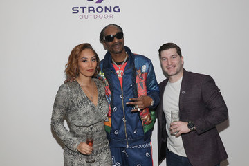 Snoop Dogg Strong Outdoor Launch Party