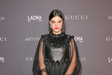 SoKo 2017 LACMA Art + Film Gala Honoring Mark Bradford and George Lucas Presented by Gucci - Red Carpet