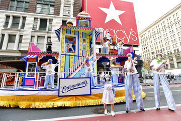 Sofia Carson The World-Famous Macy's Thanksgiving Day Parade® Kicks Off The Holiday Season For Millions Of Television Viewers Watching Safely At Home