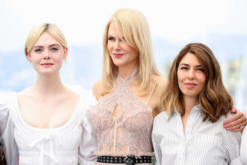 Sofia Coppola 'The Beguiled' Photocall - The 70th Annual Cannes Film Festival