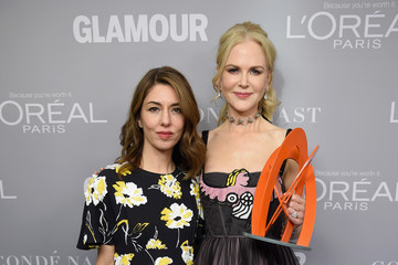 Sofia Coppola Glamour Celebrates 2017 Women Of The Year Awards - Backstage