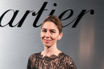 Sofia Coppola Cartier Celebrates The Launch Of Santos de Cartier Watch - Arrivals