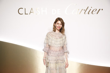 Sofia Coppola 'Clash De Cartier' Launch Photocall At La Conciergerie In Paris