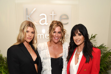 Sofia Richie The Kate Somerville Clinic Celebrates 15 Years On Melrose