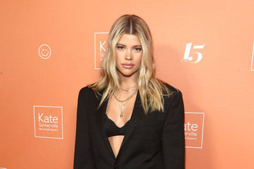 Sofia Richie The Kate Somerville Clinic's 15th  Anniversary Party  - Arrivals
