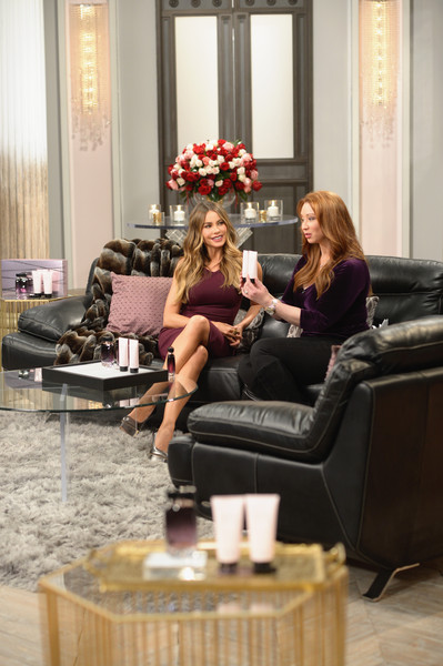 Sofia Vergara Returns to HSN to Launch Her Newest Fragrance LOVE