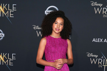 Sofia Wylie Premiere Of Disney's 'A Wrinkle In Time' - Arrivals