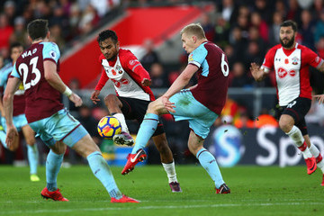 Sofiane Boufal Southampton v Burnley - Premier League