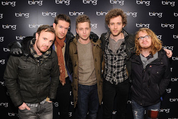 Zach Filkins Drew Brown The Soft Opening Of The Bing Bar At Sundance 2011 - 2011 Park City