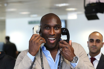 Sol Campbell BGC Annual Global Charity Day
