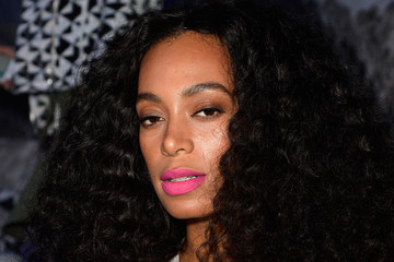 Solange Knowles Front Row at H&M