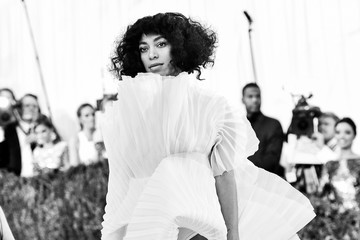 Solange Knowles 'Manus x Machina: Fashion in an Age of Technology' Costume Institute Gala