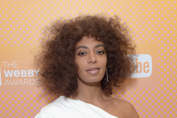 Solange Knowles The 21st Annual Webby Awards - Inside