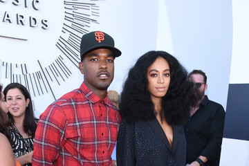 Solange Knowles Arrivals at the MTV Video Music Awards — Part 2