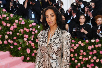 Solange Knowles The 2019 Met Gala Celebrating Camp: Notes on Fashion - Lookbook