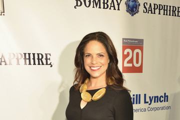 Soledad O'Brien RUSH Philanthropic Arts Foundation Celebrates 20th Anniversary at Art For Life Sponsored By Bombay Sapphire Gin