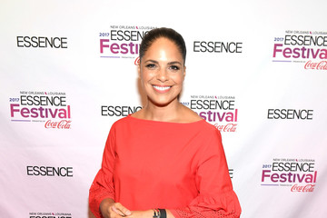 Soledad O'Brien 2017 ESSENCE Festival Presented By Coca-Cola Ernest N. Morial Convention Center - Day 1