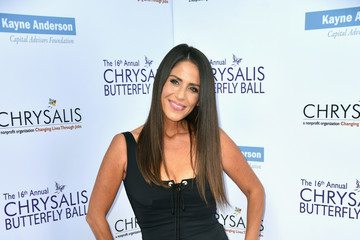 Soleil Moon Frye 16th Annual Chrysalis Butterfly Ball - Arrivals