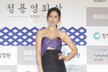 Son Ye-Jin The Blue Dragon Awards