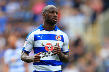 Sone Aluko Reading vs. Crystal Palace - Pre-Season Friendly